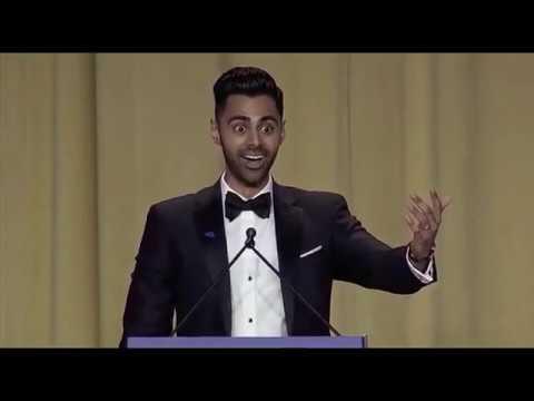 Hasan Minhaj Complete Speech at 2017 White House Correspondents Dinner – Donald Trump Roast