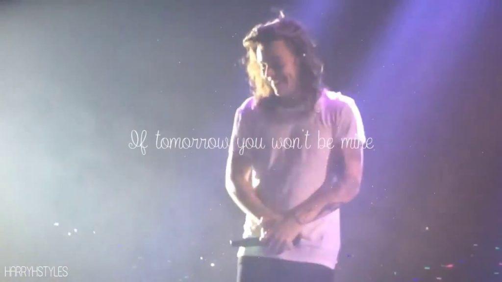 Harry Styles – Love You Goodbye – One Direction   + Lyrics
