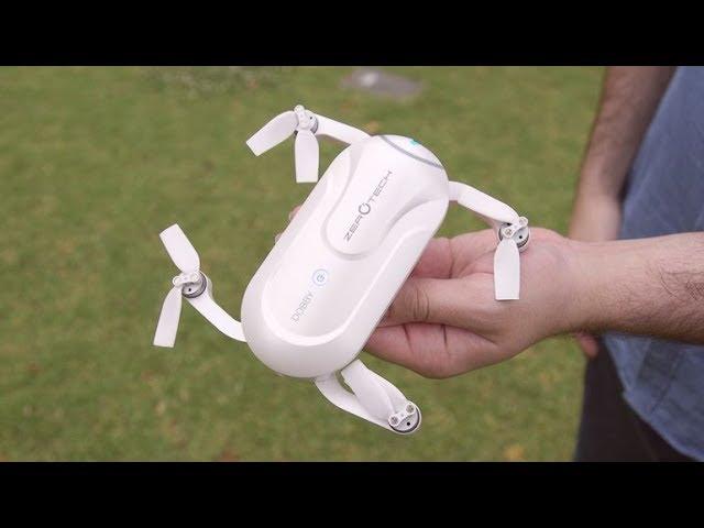 5 Best Foldable Selfie Drones (2017)