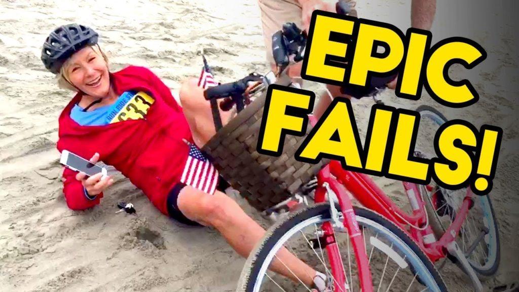EPIC FAILS #4 | Don't Crash! | Best Fail Compilation JUNE 2018