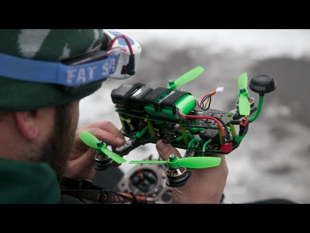 5 Coolest FPV Racing Drones (Best Drones for Racing)
