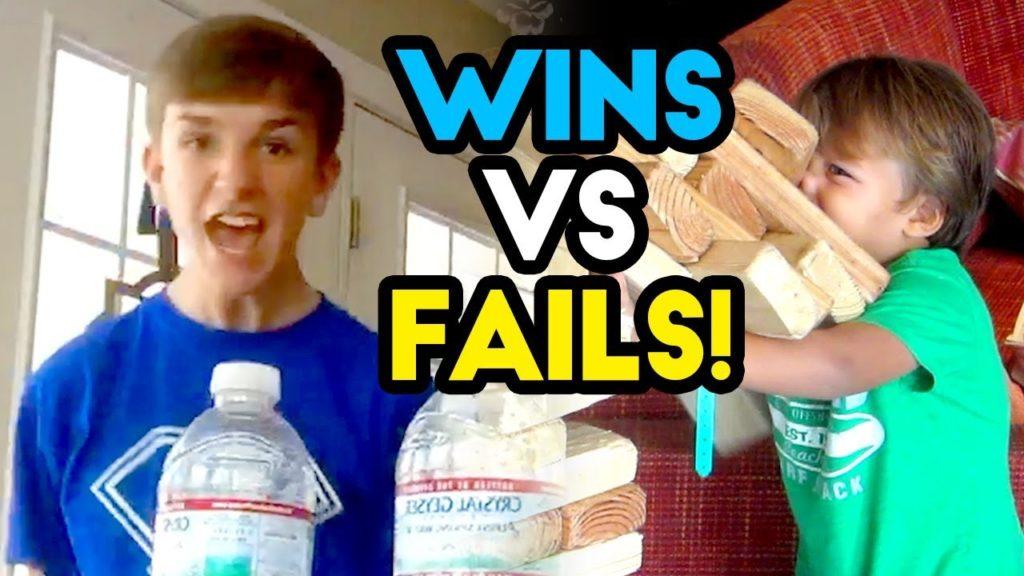 Ultimate Wins vs Fails   EPIC FAILS   Funny Fail Compilation   JULY 2018