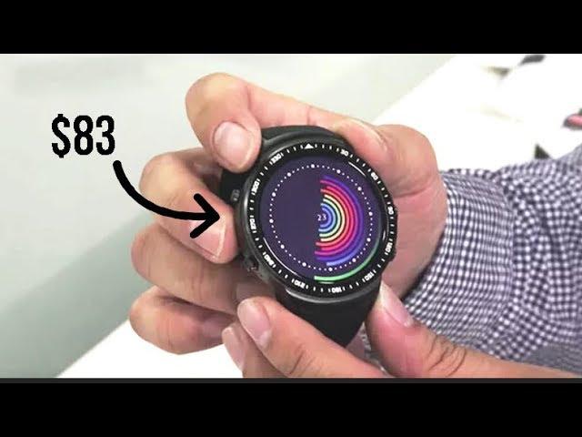 5 Best Smartwatches (Under $100) – 2018